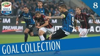 GOAL COLLECTION - Giornata 8 - Serie A TIM 2017/18 streaming