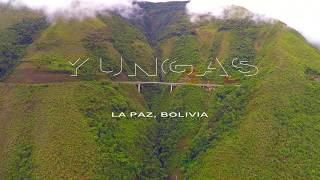 Скачать Yungas Drone La Paz Bolivia