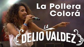 La Pollera Colorá - La Delio Valdez - En Vivo en Mar Del Plata