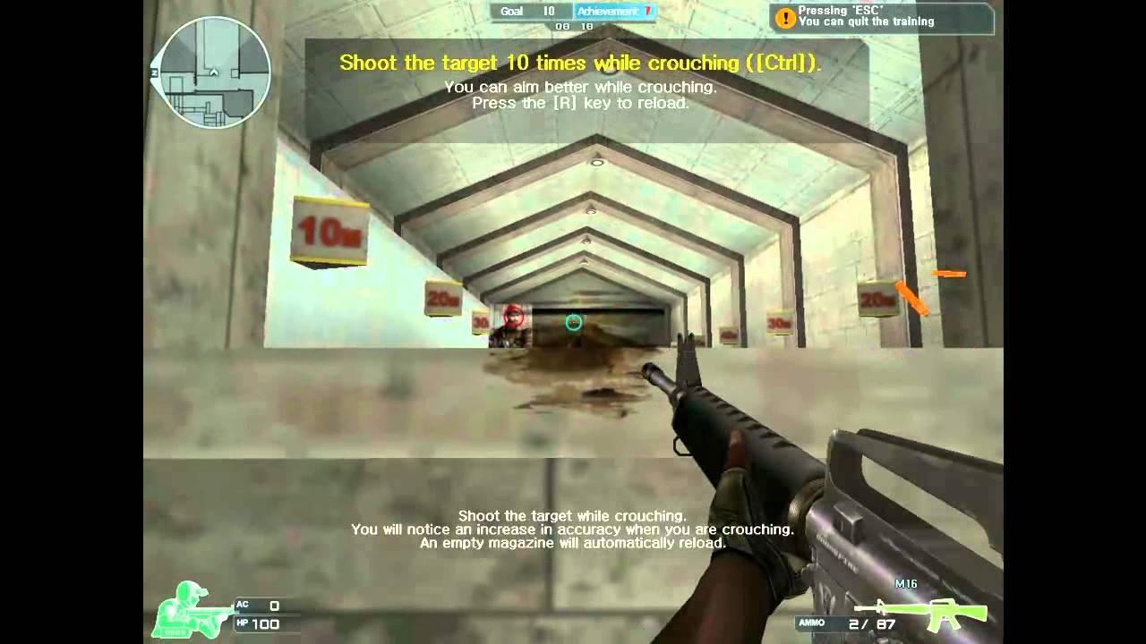 Kostenlose Online Shooter