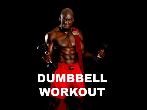 Barbell and Dumbbell Complex Workout For FASTER FAT LOSS