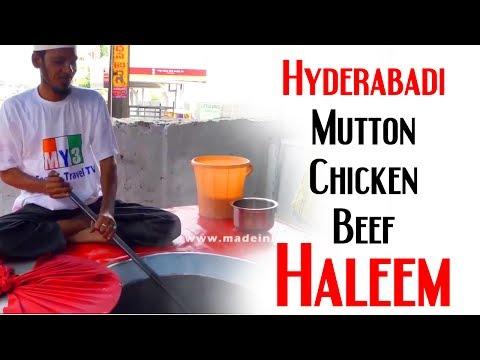 #WORLD BEST RAMZAN SPECIAL HALEEM | CHICKEN HALEEM | MUTTON HALEEM | BEEF HALEEM