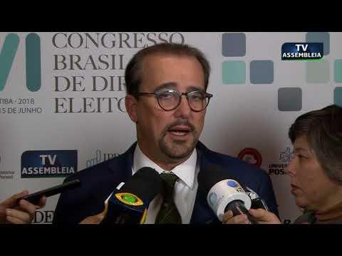 Repórter Assembleia 15 de junho de 2018 - Admar Gonzaga