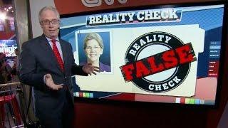Fact check: Warren attacks Trump on housing crisis