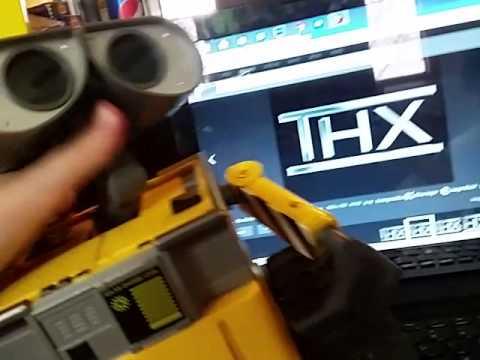Thx Wall E Logo Youtube