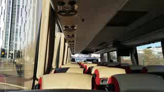 (YD17 WXU) VDL amans travel on rail replacements