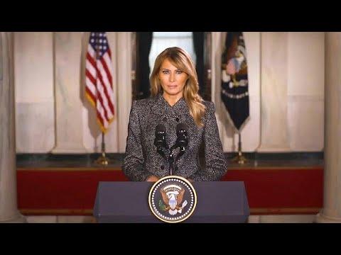 ماذا قالت ميلانيا ترامب في فيديو أخير قبل مغادرتها البيت الأبيض؟ …  - نشر قبل 3 ساعة