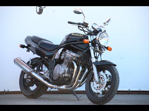 МОТОБАЗА.№ 1362 Suzuki GSF 600 N 1995 год WWW.MOTOBAZA.BIZ