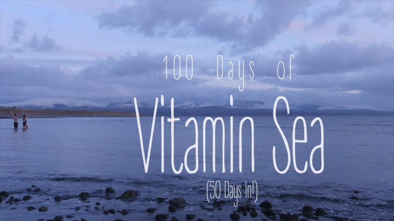 100 Days of Vitamin Sea - 50 Day Trailer