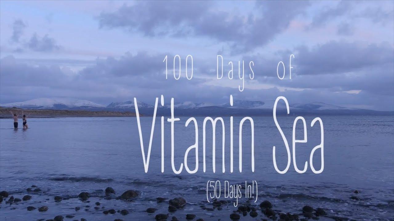 100 Days of Vitamin Sea - 50 Day Trailer