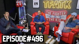 The Fighter and The Kid - Episode 496: Mark Normand