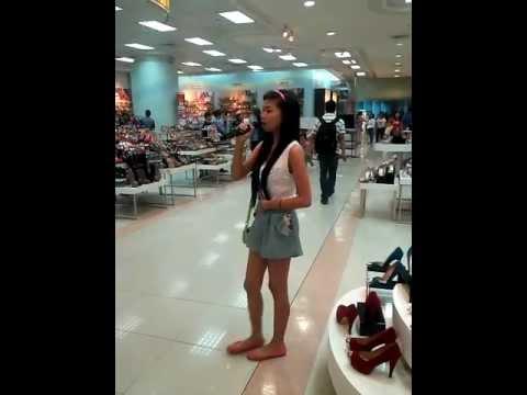 Bukas na lang kita Mamahalin-Lani Misalucha, Magic Sing Karaoke Dept. Store Mall of Asia (Ld Ramel)