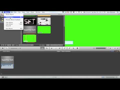 How to Make Custom Text Effects in iMovie