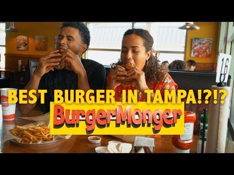 Burger Monger Food Review Grade | Tampa, Florida