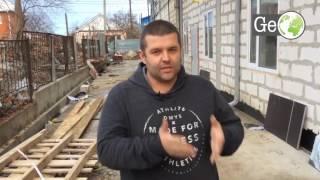 видео Обогрев спортивных объектов