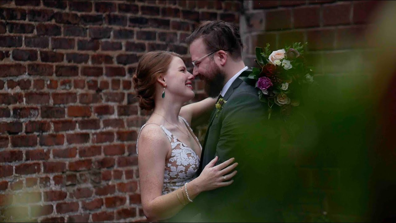 Virtual Covid Wedding filmed by eMotion Pictures Wedding Films