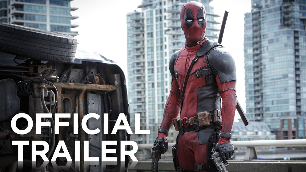 Deadpool Official Hd Trailer 1 2016 Youtube