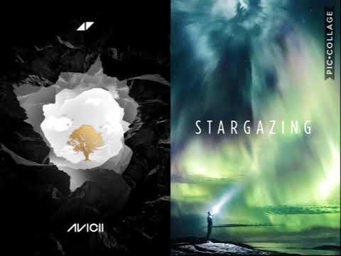 Kygo, Avicii ft. Rita Ora, Justin Jesso - Stargazing X Lonely Together MASHUP