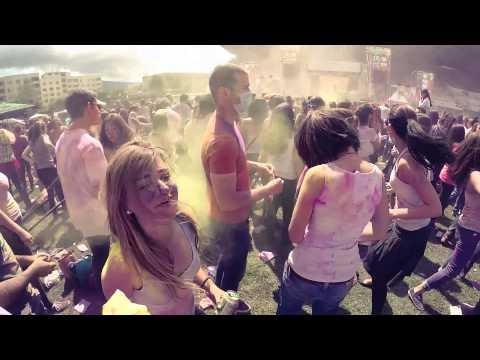 Holi Color Fest 2014 Sofia