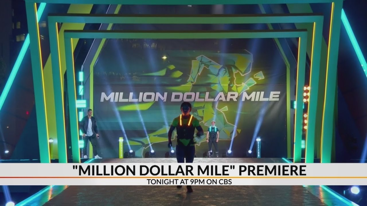Lebron James' show 'Million Dollar Mile