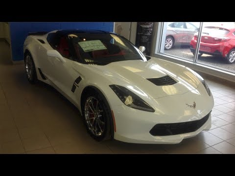 Chevrolet Corvette Grand Sport: Exterior, Interior & Full Review