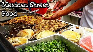 Video REAL Mexican Street Tacos - Street Food That Will Blow Your Mind!! - Best Mexican Street Food download MP3, 3GP, MP4, WEBM, AVI, FLV Juni 2018