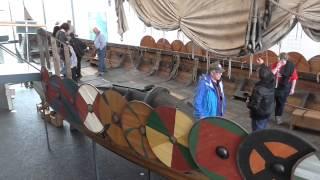 The Amazing Viking Ship Islendingur and Museum