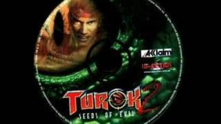 Turok 2 Seeds of Evil Soundtrack - Lair of the Blind Ones