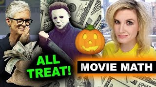 Box Office for Halloween 2018 Opening Weekend
