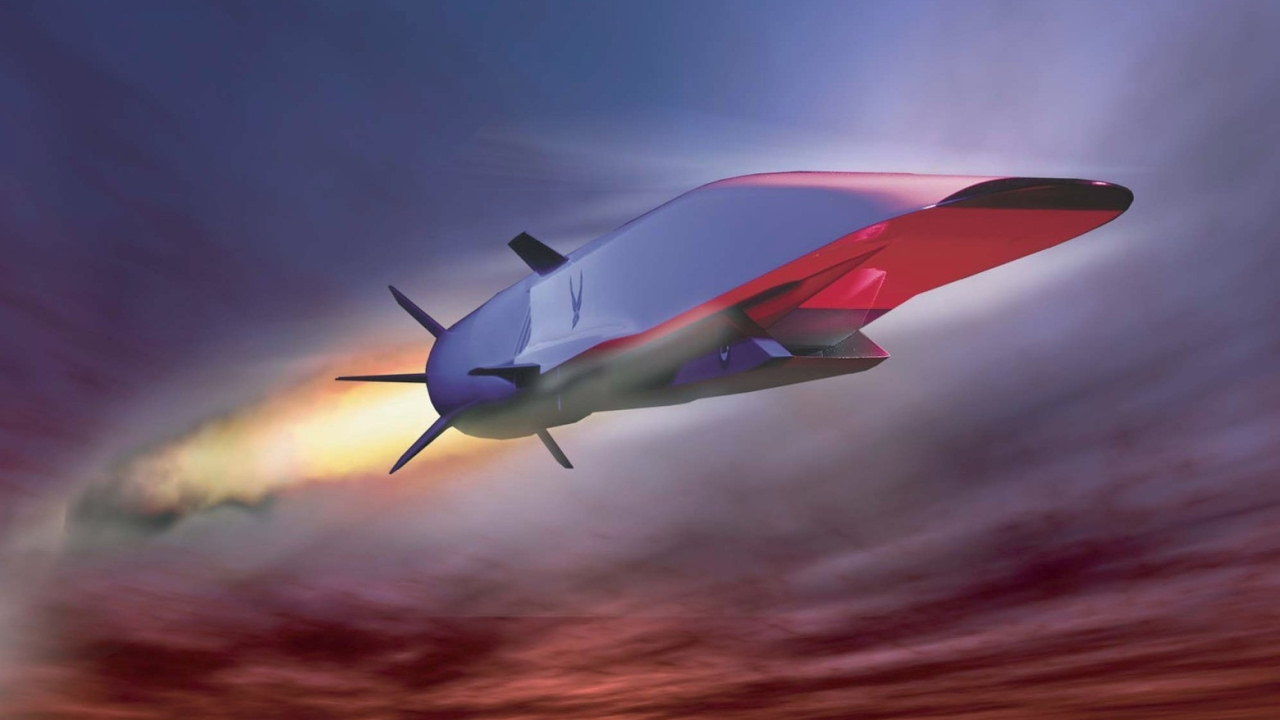Russia tests hypersonic Killer of aircraft carriers - YouTube