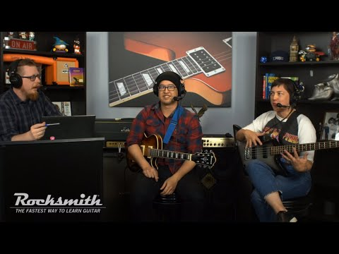 Rocksmith Remastered - Variety Song Pack XXII - Live from Ubisoft Studio SF
