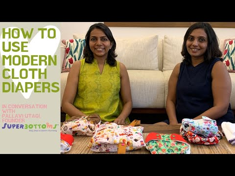 Buying, Using And Maintaining Modern Cloth Diapers | With Superbottoms