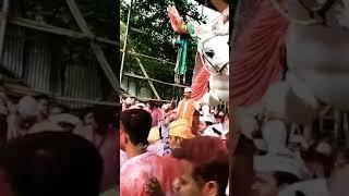 Mumbaicha raja Ganesh galli 🔥| lalbaughcha raja chinchpokhlicha chintamani Mumbai Ganesh utsv status