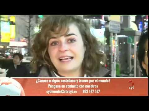 CASTILLA Y LEÓN EN EL MUNDO - China (02/07/2012)