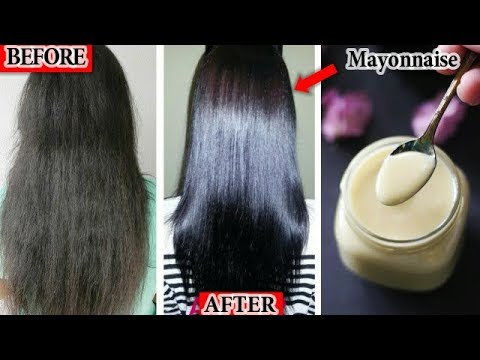Mayonnaise Hair Spa Cream For Smooth Shiny Straight From Dry Damaged Frizzy Rabia Skin Car