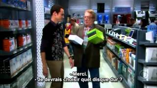 Big Bang Theory - Sheldon, conseiller en informatique - Saison 1 Episode 16