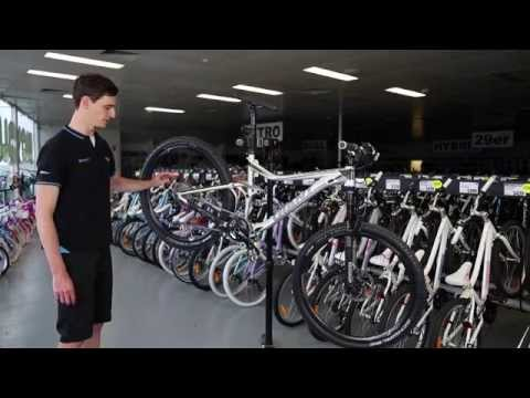 The Parts of a Mountain Bike Explained