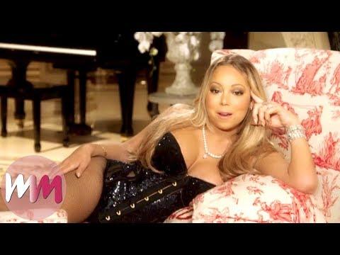 Top 10 Most Diva Mariah Carey Moments