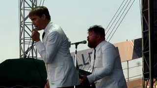 The Hives - Two-Timing Touch and Broken Bones (live in Tel Aviv, Israel June 2014) - HD