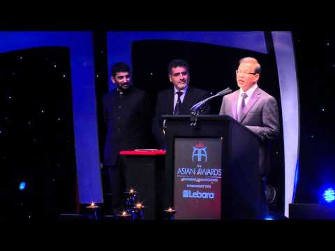 The Asian Awards 2011 - Outstanding Achievement in Science - Amit Singhal