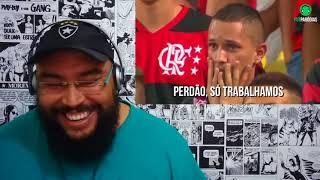♫ ELIMINADOS DA LIBERTADORES | Paródia K.O. - Pabllo Vittar - React