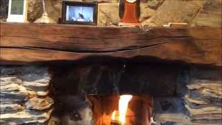 How to - Top Down Coal Fire Lighting October 2014