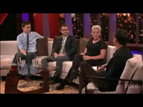 Rove LA 1x09 P!nk, Jim Parsons and Chris Hardwick 15