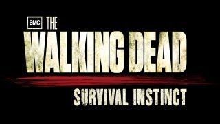 The Walking Dead: Survival Instinct - PC Gameplay