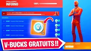 VOICI A SIMPLE method for OBTENIR V-BUCKS on FORTNITE!!