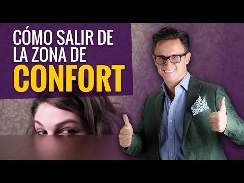Cómo salir de la zona de confort / Juan Diego Gómez