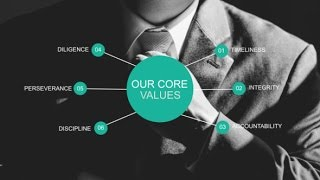 Corporate Profile Presentation - After Effects Template