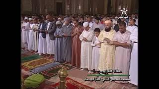 تراويح 2016 الليلة 15 من مسجد الحسن الثاني بالدار البيضاء مع الشيخ عمر القزبري