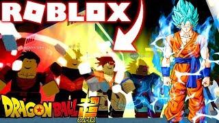 ROBLOX! DB SUPER-TRAINING MISSIONEN ZU TURN SUPER SAIYAJIN! -Dragon Ball Z Endstand