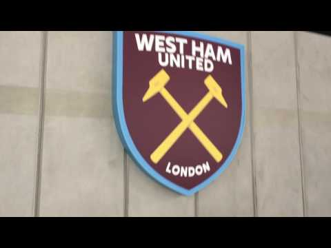 West Ham Club Store at Queen Elizabeth Olympic Park